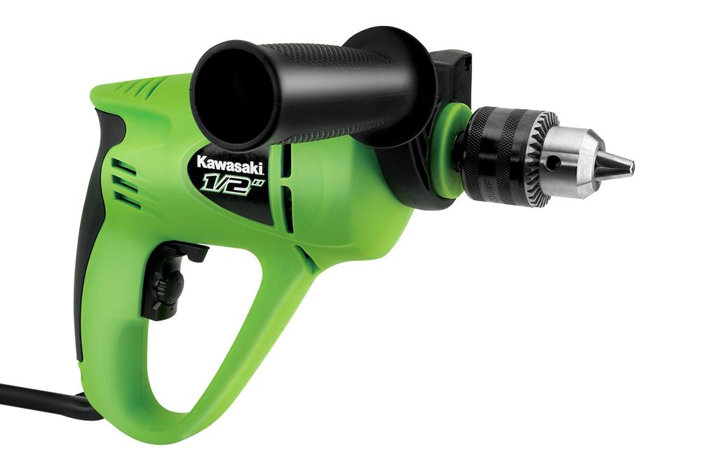 Kawasaki 840271 1/2 in. Impact Hammer Drill