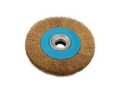 Brufer C3107 6″ Wire Wheel Brush